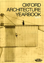 Oxford Architecture Yearbook 2007