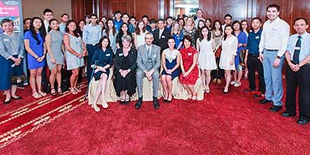 Hong Kong alumni reunion 24 May 2016