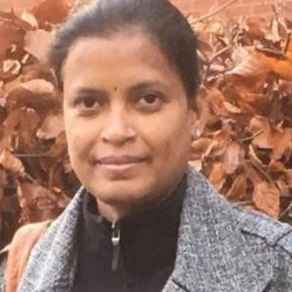 Geeta Sinha