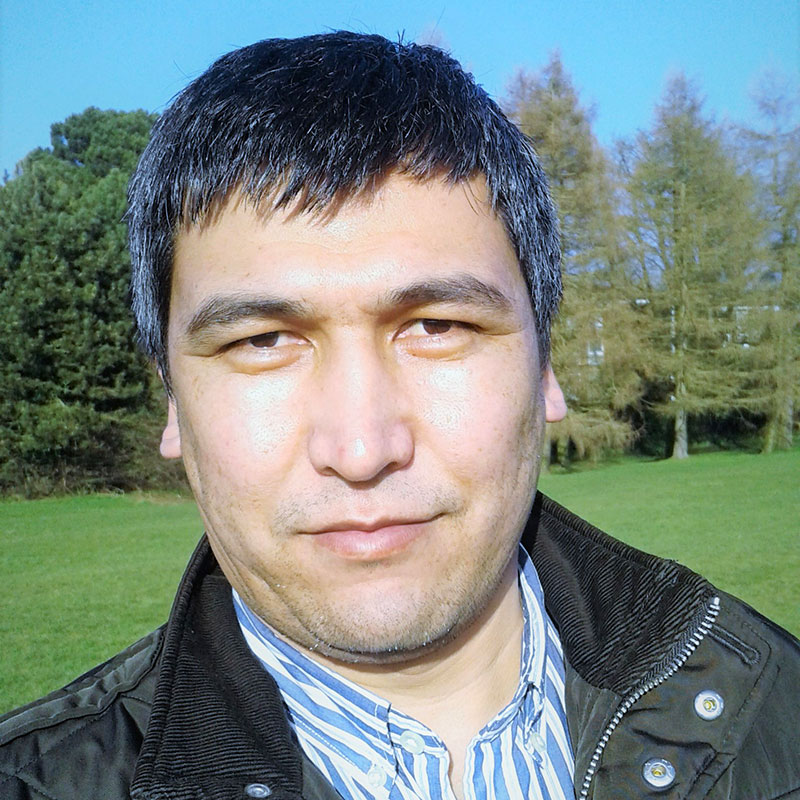 Zamon Haldarov